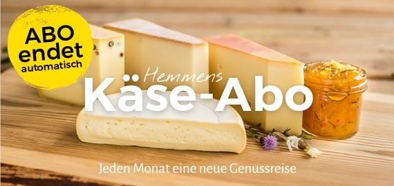 Käse-Abo