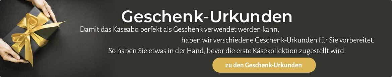 Geschenk-Urkunden